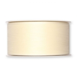 Moire-Band Creme 50 mm